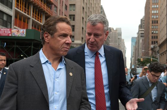 Cuomo's Departure Primes NYC to Emerge From Era of Acrimony