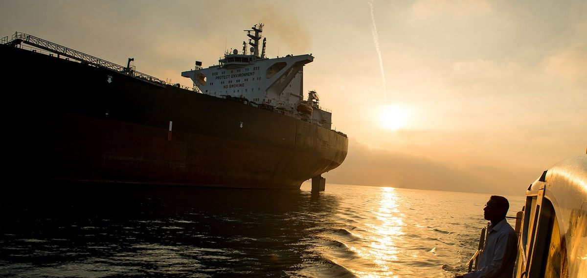 Persian Gulf Oil Shipments Now Cost More Than $500,000 to Insure