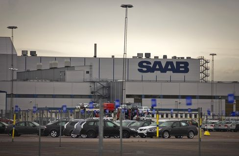 Saab Autos Planned Property Sale Stalls on Bank Conditions