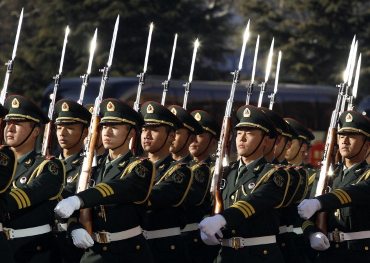 China's Rising Military: First, the Good News