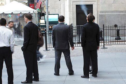 Open Season on Wall Street Jobs