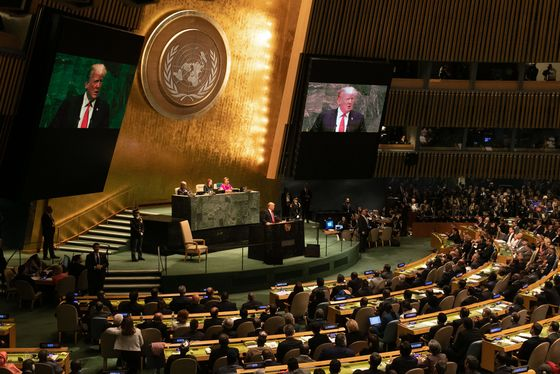 China Is Eyeing a Widening Void at the UN Thanks to Trump