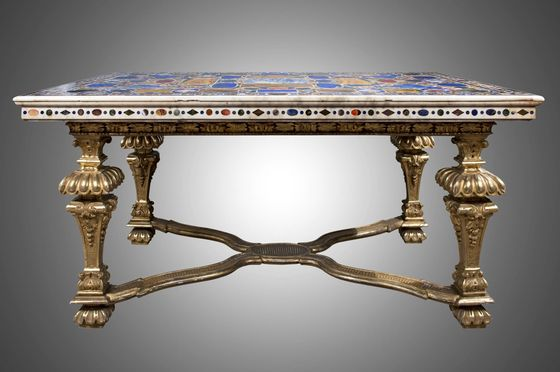 There's a Table On Sale For $11.6 Million, Legs Optional