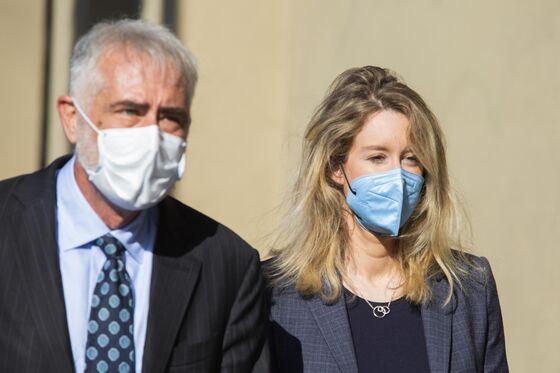 Elizabeth Holmes Threatens to Delay Trial If Lab Chief Testifies