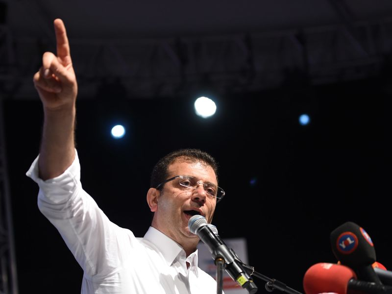 Istanbul's local Elections To Be Re-Held - Press Conference