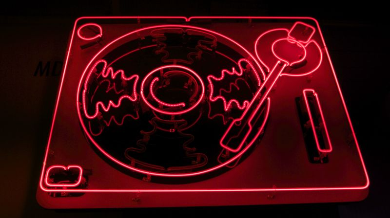 How neon signs are made bloomberg photographer brian schildhornbloomberg aloadofball Image collections