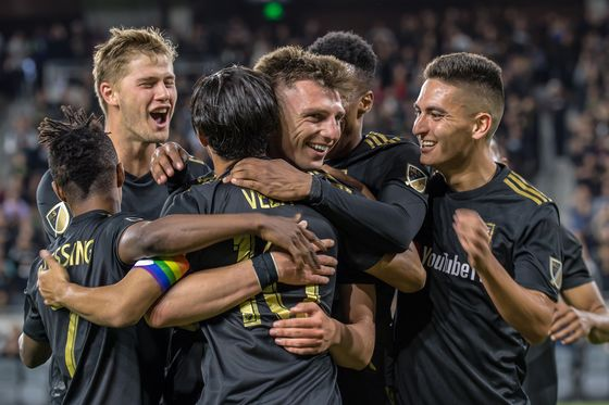 L.A. Soccer Team Gets Record-Setting $700 Million-Plus Valuation
