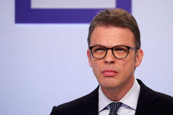 Deutsche Bank Said to Prepare Plan B If Takeover Talks Fail