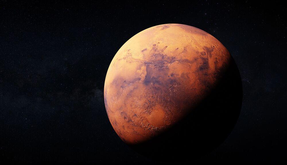 मंगल ग्रह पर सबसे पहले पहुंचेंगे अमेरिका या चीन?  स्पेस रेस हीट अप - ब्लूमबर्ग