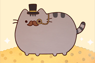 ???Fancy Pusheen??? by Pusheen the Cat