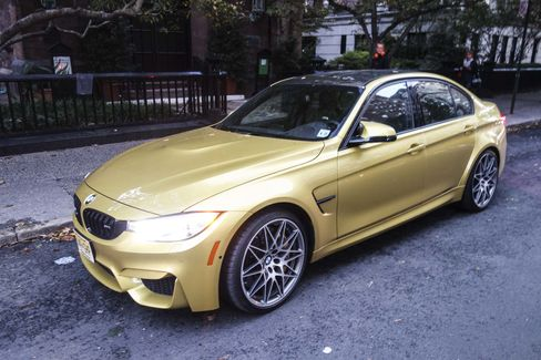 "The M3/M4 line is the bestselling ""M"" performance variant BMW offers."