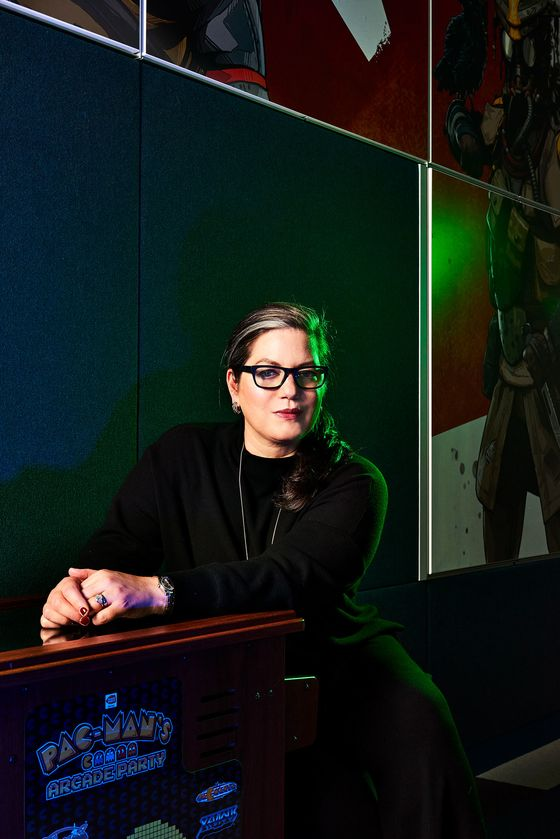 The Most Powerful Woman in Gaming Wants to Make EA Loved Again