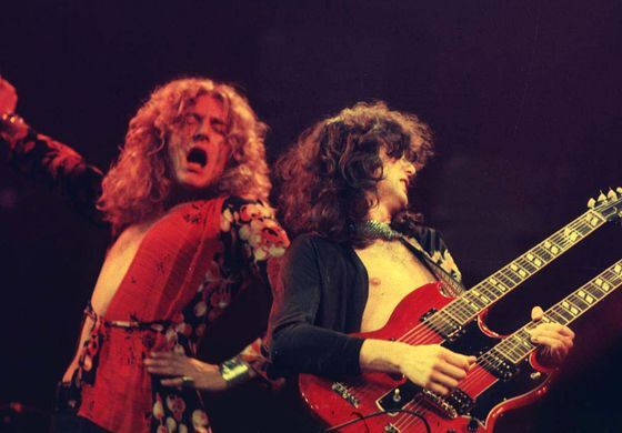 Led Zeppelin to Face Retrial Over 'Stairway' Theft Claims