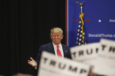 Donald Trump in New Hampshire