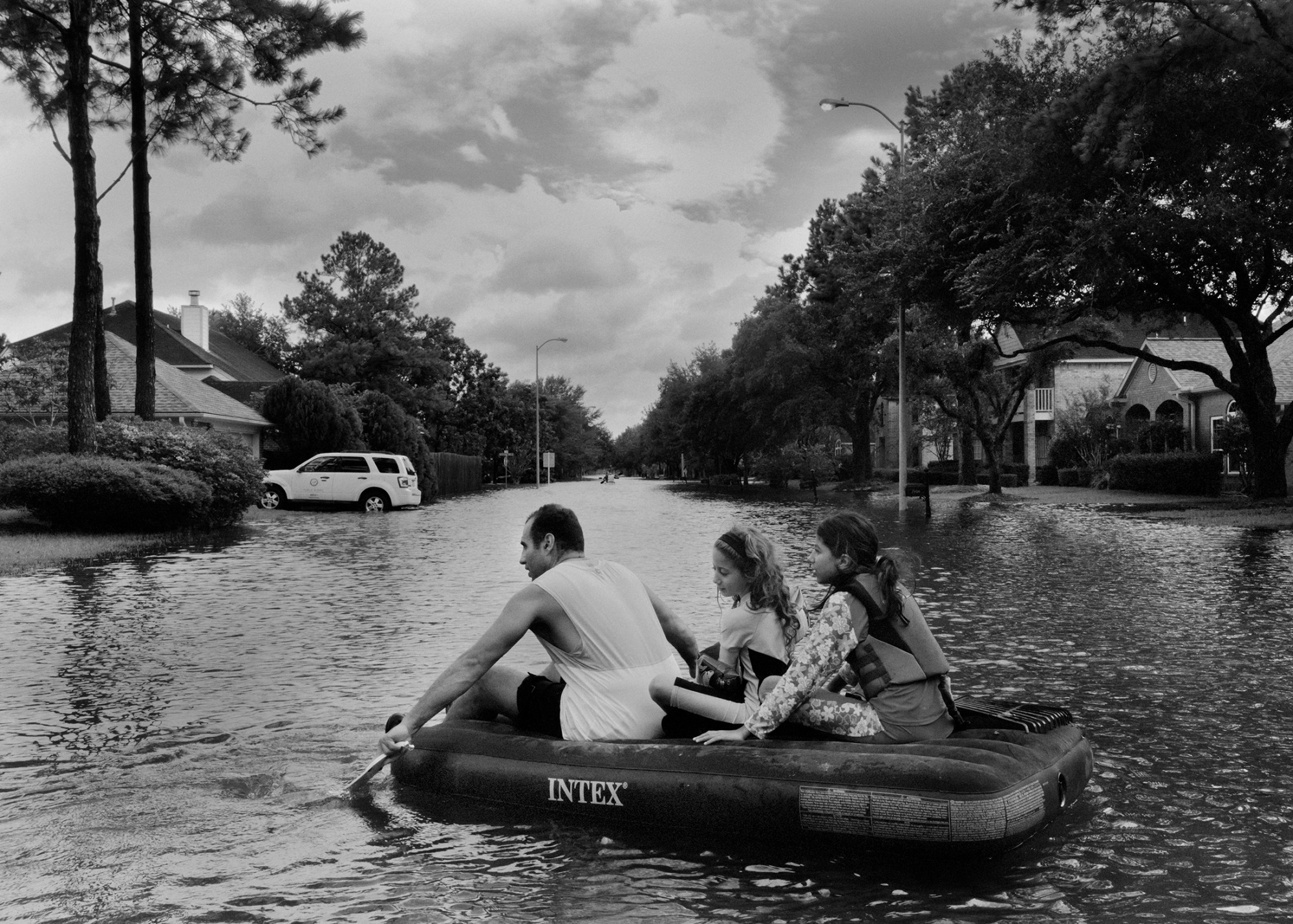 Harvey Wasn't Just Bad Weather. It Was Bad City Planning