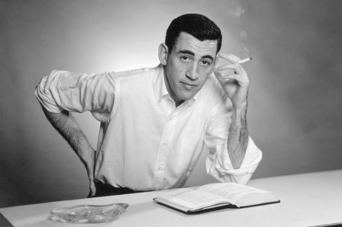 J.D. Salinger Will Publish Five More Goddamn Books