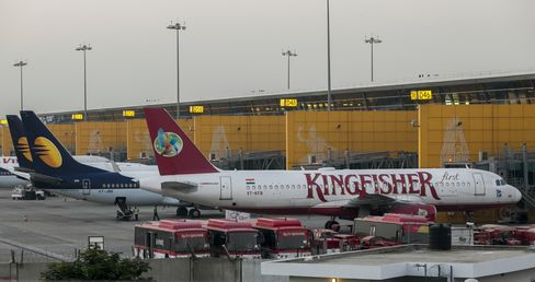 Kingfisher Air Holds Talks With Etihad as It Seeks to Sell Stake