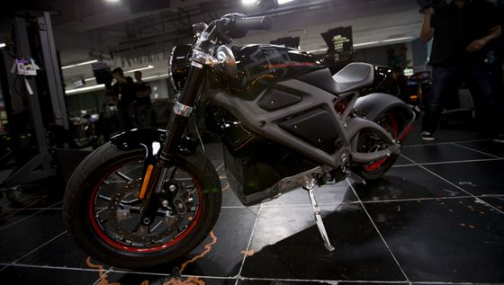 Harley Hints at New Electric Motorcycle in LiveWire Brand Launch