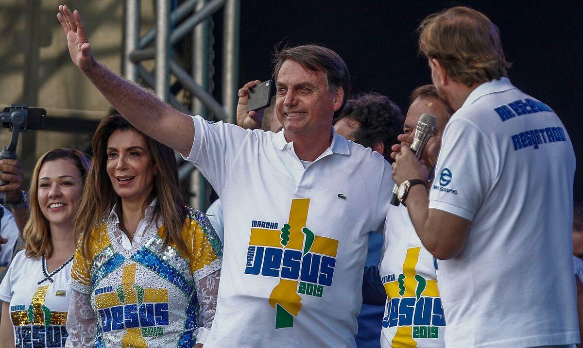 Latin American Candidates Seek Divine Intervention