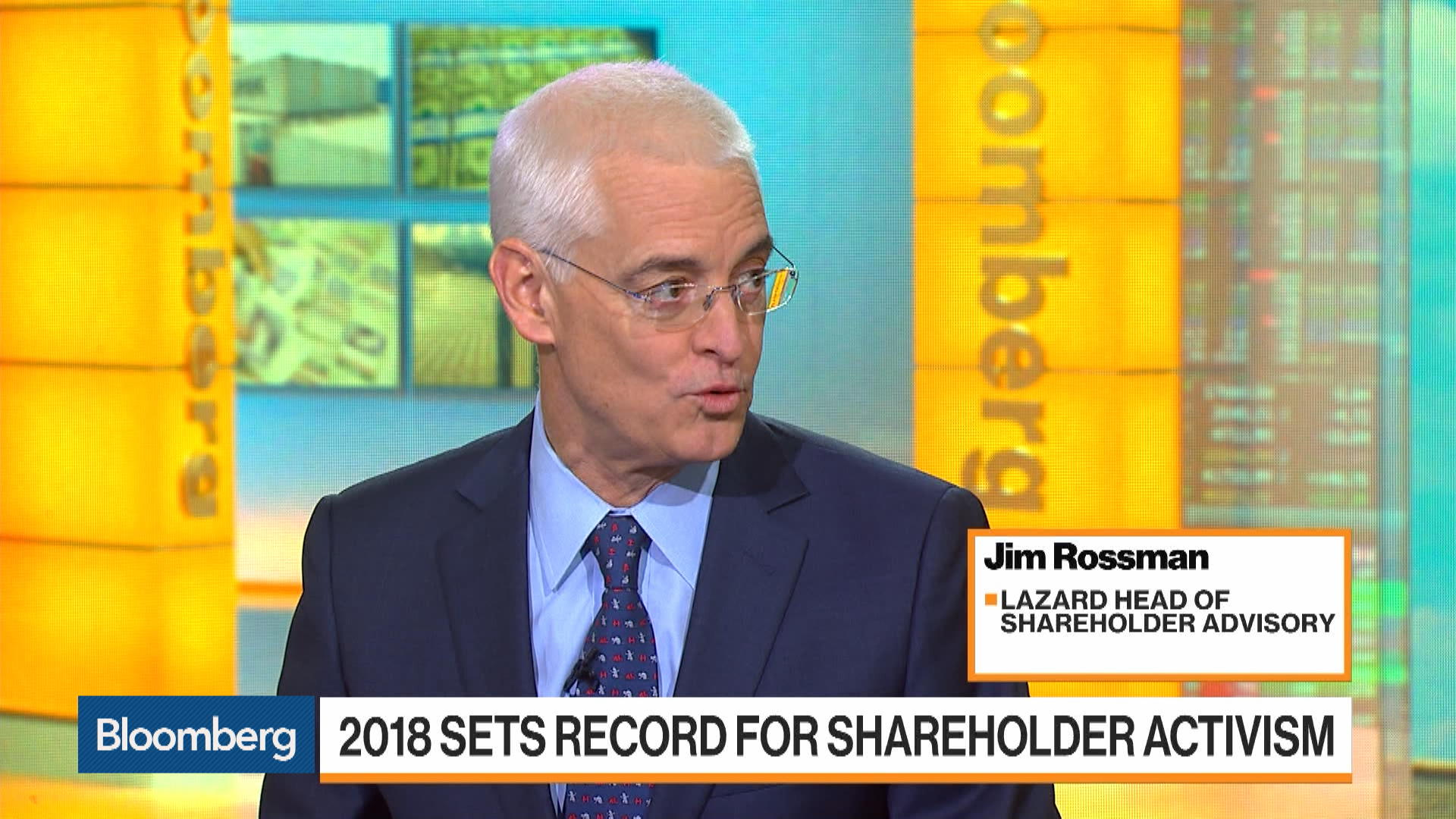 Why 2018 Was Record Year for Shareholder Activism