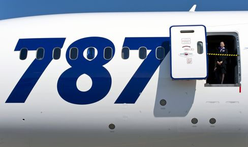 Boeing Sets 787 Delivery Date After Delays