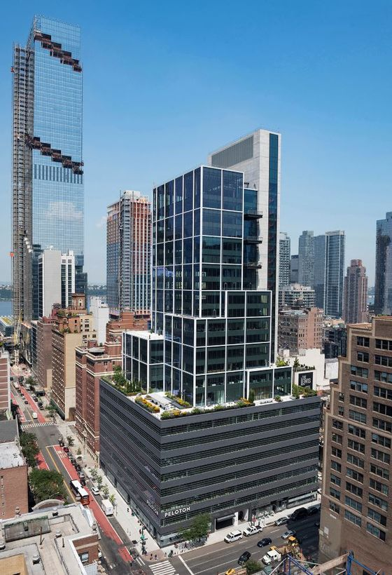 NYC Developer Seeking More Than $1 Billion for West Side Tower