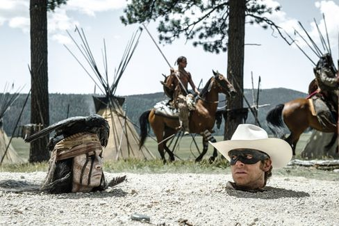 'The Lone Ranger' and the Curse of the Blockbuster Western