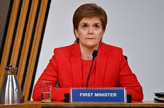 Scottish Leader Rejects Claims of Plot Against Her Predecessor