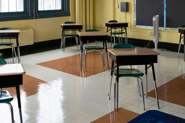 students school classroom