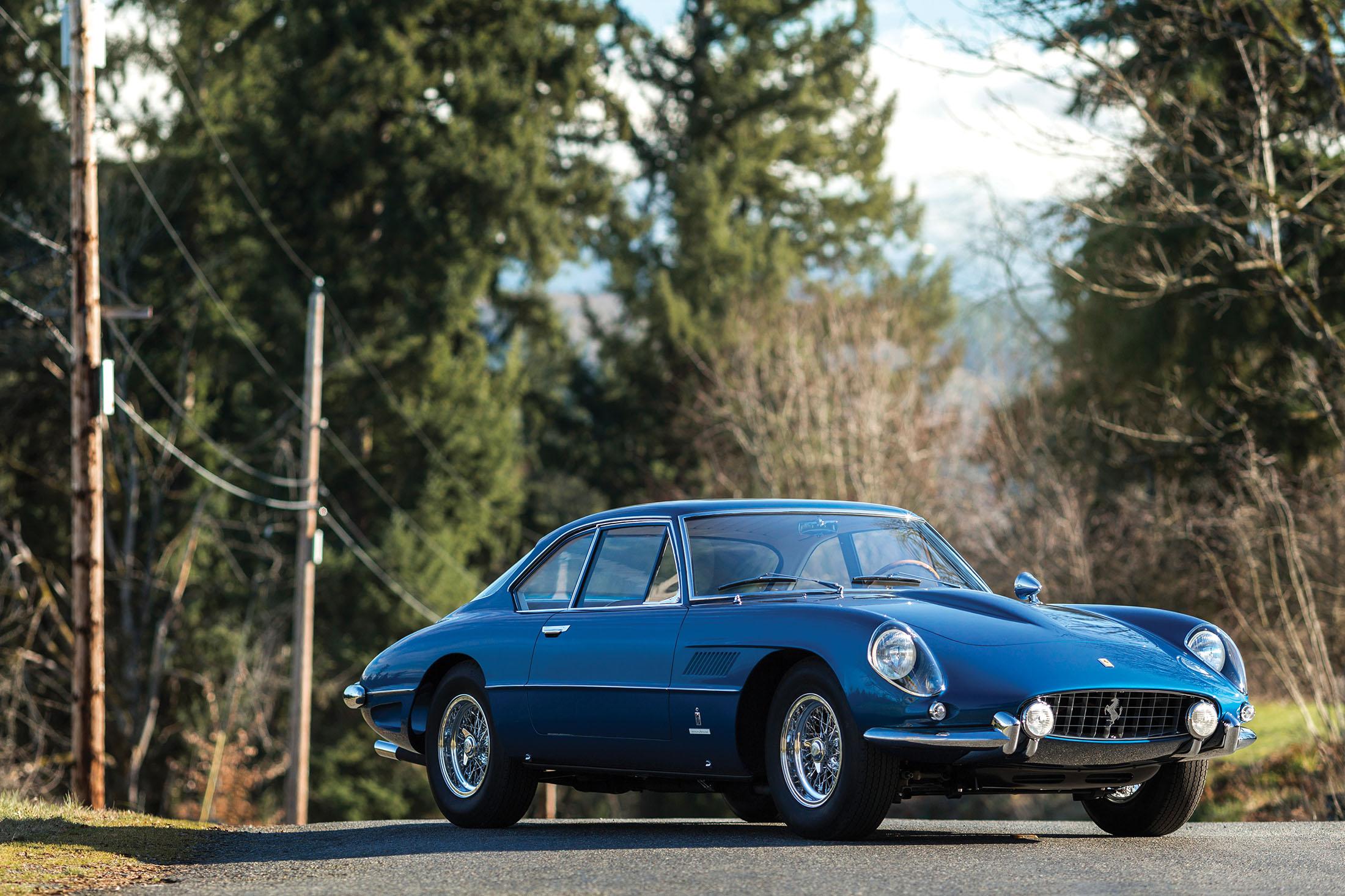 $4,400,000— 1962 Ferrari 400 Superamerica Coupe