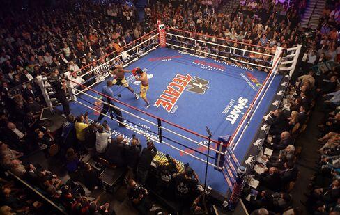 Floyd Mayweather Jr. vs Manny Pacquiao