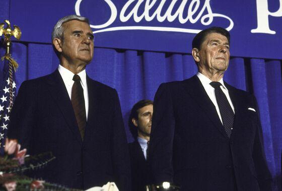 Paul Laxalt, Reagan's 'First Friend' in U.S. Senate, Dies at 96
