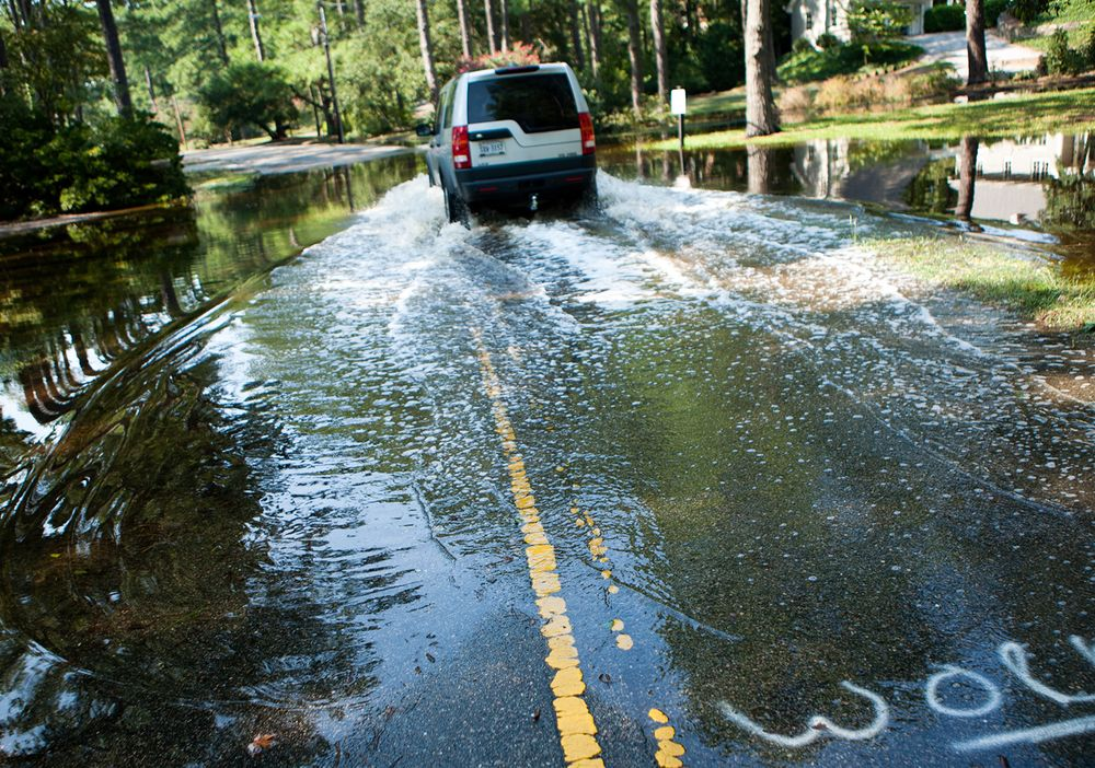 Virginia Car Tax >> Climate Groups Cringe At Virginia Tax Cut For Oft Flooded Homes