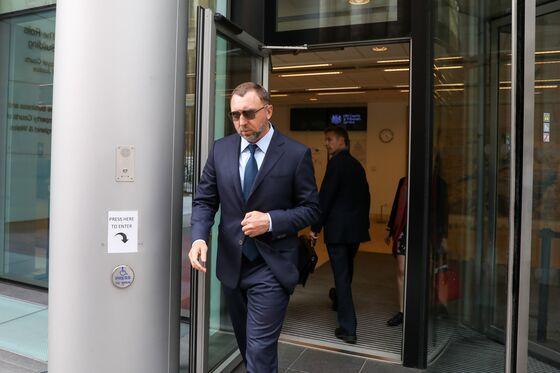 Billionaire Plans `Party Like a Russian' as Deripaska Stays Away