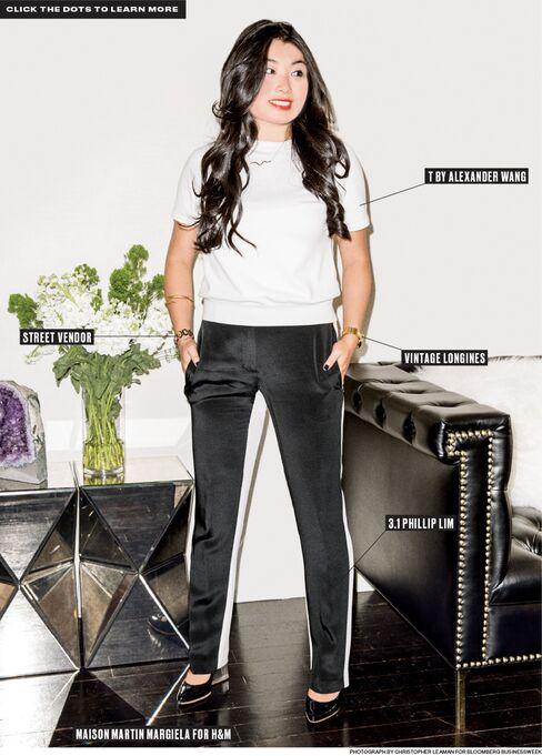What I Wear to Work: LFB Media's Helen Zhang