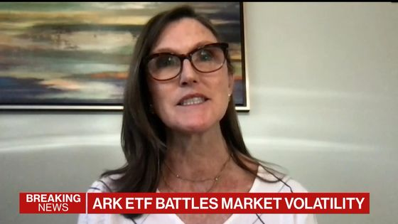 Cathie Wood Keeps 'Eye on the Prize' After Rotation Pummels ETFs