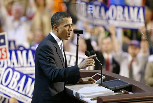 Obama Surrenders Message of Hope in Campaign Against Republicans