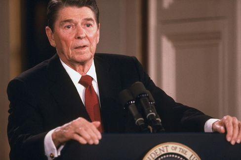Taxes: What Would Reagan Do?