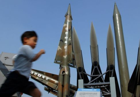 U.S. Said to Weigh Bolstering Missile Defenses in Asia