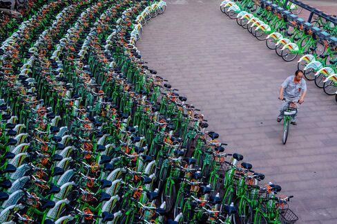 Bike-Sharing in China