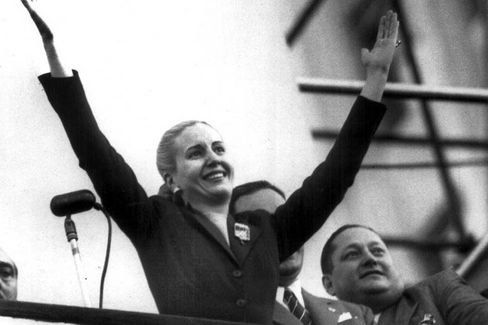 Argentina???s Default and the Melodramatic Cult of Evita