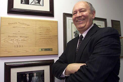 Yacktman Asset Management Co. President Donald Yacktman