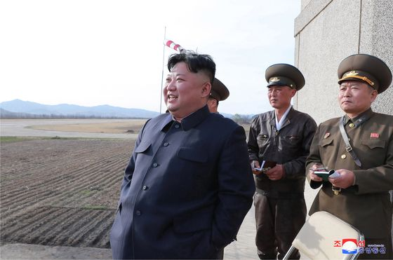 Kim Jong Un Tests `Tactical Weapon' in Signal Over Nuclear Talks