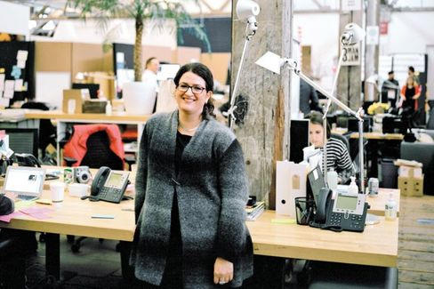 Ideo's Sandy Speicher Reimagines Education in Peru