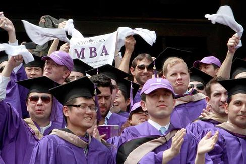 More U.S. MBAs Find Jobs, but European Grads Are Paid Better