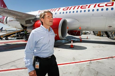 Virgin America's Birthday Wish: Enough Profit for an IPO