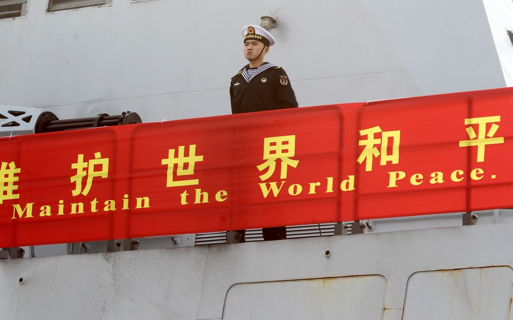 China's Military Seeks New Islands to Conquer