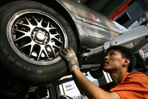 Hankook Predicts Weaker Yen to Give Japanese Companies Edge