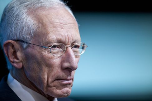 Federal Reserve Vice Chairman Stanley Fischer