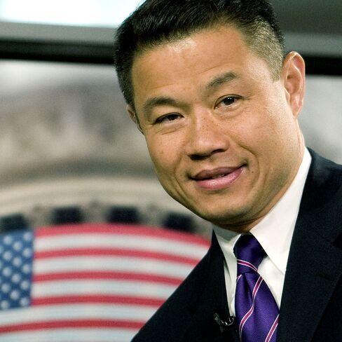 New York City Comptroller John Liu